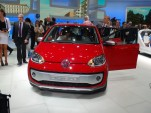 Volkswagen Cross-up! five door live photos, 2011 Frankfurt Auto Show