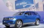 Volkswagen CrossBlue Concept Live Photos: 2013 Detroit Auto Show