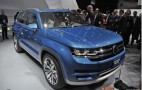 Volkswagen's Two Diesel Plug-In Hybrid Concepts: Detroit Auto Show