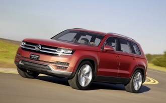 Volkswagen Finally Green-Lights SUV For U.S., But Can It Salvage VW's Sales Goals?