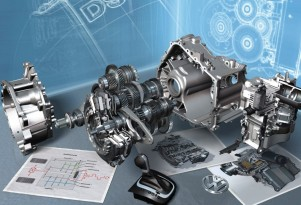 Volkswagen DSG dual-clutch transmission