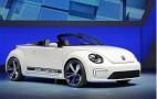 Volkswagen Shows E-Bugster Electric Beetle In Beijing