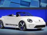 Volkswagen E-Bugster: 2012 Beijing Auto Show