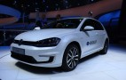 Volkswagen e-Golf Electric Car Live Gallery: 2013 Frankfurt Auto Show