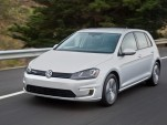 2017 Volkswagen e-Golf To Get Range Boost Above 100 Miles