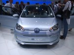 Volkswagen e-up! live photos, 2011 Frankfurt Auto Show