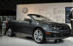 2010 Los Angeles Auto Show: 2012 Volkswagen Eos Live Photos