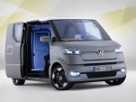 Volkswagen eT! electric van concept