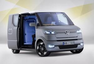 Volkswagen eT! electric van concept