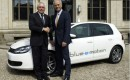 Volkswagen Forms Research Alliance To Help Spur EV Development