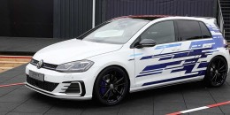 Volkswagen Golf GTE Performance concept, 2017 Wörthersee Tour