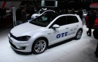 Volkswagen Golf GTE Plug-In Hybrid: Live Photos From Geneva