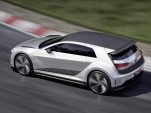 VW Golf GTE Sport Concept: 174-MPH Plug-In Hybrid Carbon-Bodied 'Golf'