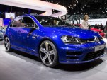 2015 Volkswagen Golf R, 2014 Los Angeles Auto Show