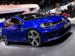 2015 Volkswagen Golf R, 2014 Los Angeles Auto Show