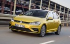 2018 Volkswagen Golf debuts with more power, tech