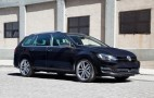 Redesigned VW Golf SportWagen Makes American Debut At NY Show