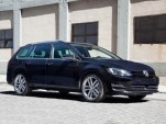 2015 VW Golf SportWagen: Lease On TDI Better Than Gasoline Version