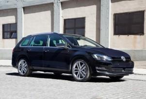 2015 VW Golf SportWagen: Lease On TDI Better Than Gasoline Version