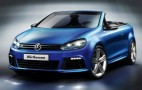 Volkswagen Golf R Cabriolet Concept: Wrthersee Tour 2011