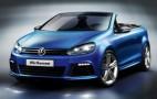 Volkswagen Golf R Cabriolet Concept: Wörthersee Tour 2011