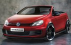 Volkswagen GTI Convertible Set For Geneva Motor Show: Report