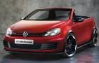 Volkswagen GTI Convertible Set For Geneva Motor Show: Report