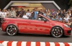 Volkswagen Golf GTI Cabriolet Concept: Wrthersee Tour 2011