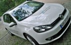 2014 Volkswagen Golf blue-e-motion First Drive