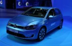 2015 Volkswagen E-Golf Electric Car Preview And Live Photos: 2013 L.A. Auto Show