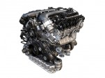Volkswagen Group's new twin-turbocharged 6.0-liter W-12 gasoline engine