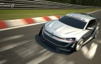 Volkswagen Reveals GTI Supersport Vision Gran Turismo Concept: Video