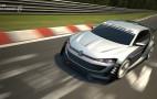 Volkswagen Reveals GTI Supersport Vision Gran Turismo Concept: Video