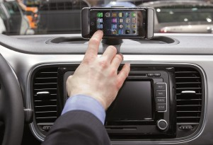 Volkswagen Gets Serious About Smartphone Integration With The iBeetle