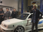 "Jesse reunited with Volkswagen Jetta from ""The Fast and the Furious"""