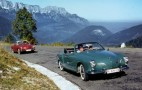 60 Years Of The Volkswagen Karmann Ghia