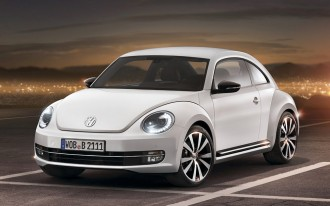 2012 Volkswagen Beetle Bows At New York Auto Show