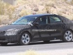 Volkswagen NMS spy shots