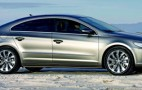 Volkswagen Passat CC breaks cover