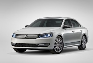 Volkswagen Passat Performance Concept