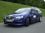 Volkswagen Passat with TAP (Temporary Auto Pilot)