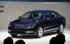 2011 Detroit Auto Show: 2012 Volkswagen Passat Live Photos