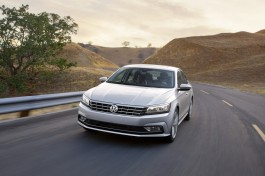 2016 Volkswagen Passat