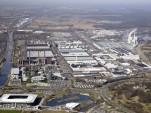 Volkswagen plant, Wolfsburg, Germany
