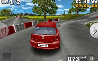 First Drive: 2011 Volkswagen Polo (On the iPhone, That Is)
