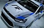 Volkswagen Polo R WRC Begins Testing: Video