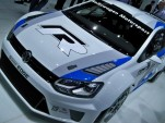 2013 Volkswagen Polo R WRC live photos