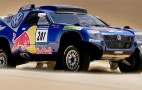 Volkswagen claims first and second place at 2009 Dakar Rally