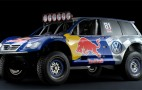 VW reveals Red Bull Baja Racing Trophy Truck, launches Touareg V6 TDI in U.S.