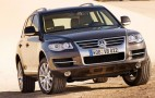 Volkswagen reveals Touareg facelift